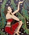 景泰藍現代民俗風格裝飾畫 4