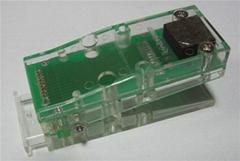 YOKOWO夹式排线连接器