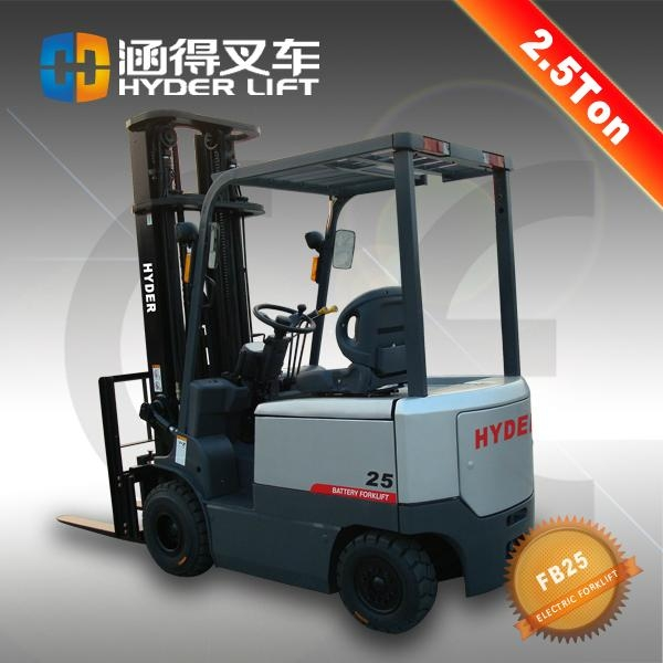 electric forklift 1