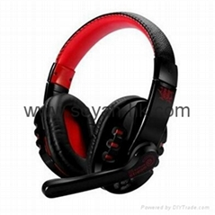 Bluetooth Wireless Gaming Headphone With Microphone