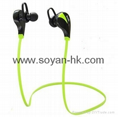 HIFI Sport Music Stereo Earphone with Microphone