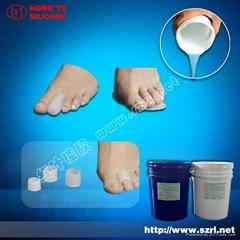 Medical Grade liquid silicone rubber for shoe insoles
