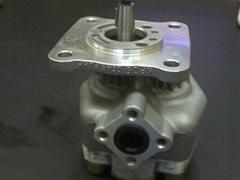 KYB hydraulic gear pumps