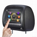 7'' car lcd monitor mini tv with touch