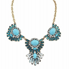 Hot New Products for 2014 Jewelry Fashion Gold Necklace
