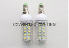 E27 E14 12W warm cool white SMD 5630 Led spotlights lamp corn lamp 1350 lumens