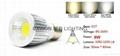 COB GU10 Led 5W 7W 9W bulbs light dimmable E27 E26 E14 MR16 led