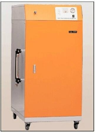 72千瓦注塑机加热用蒸汽发生器 1