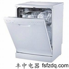 Fully built-in dishwasher  60-12