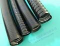 出口不锈钢包塑穿线蛇皮管 2