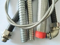 精密仪器穿线用金属软管金属蛇皮管 1