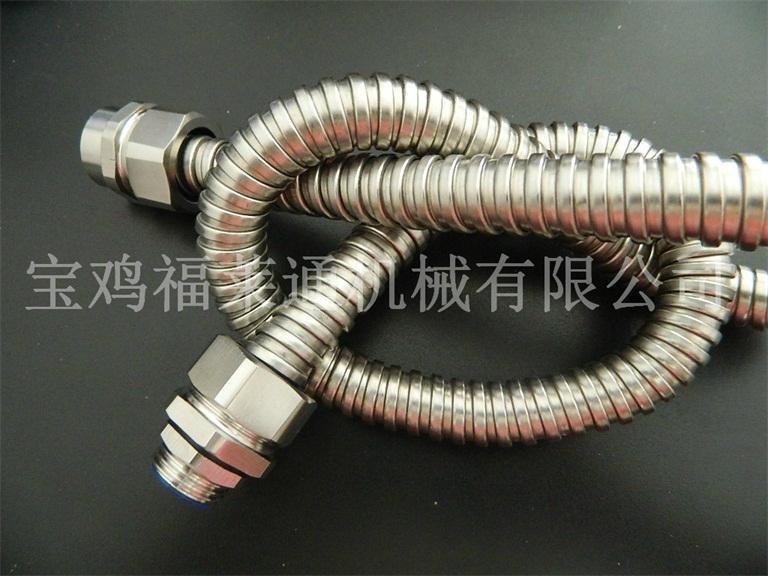 不锈钢软管接头 2