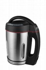 Soup Maker and Heated Kitchen blender,1.6L,S/S Jug