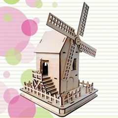 windmill  world architecture plan toy