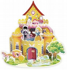 princess castle   educational model   plan toy   building sets