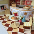 cake shop   doll house   plan toy   model building  DIY house 5