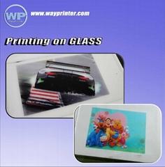 Home used A4 Digital Inkjet  flatbed printer