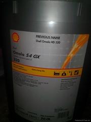 殼牌可耐壓S4WE150合成齒輪油
