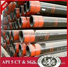 oil and gas tubing and casing pipes,hdpe casing pipe