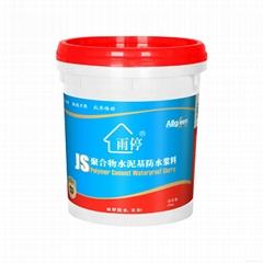 JS聚合物水泥基防水漿料