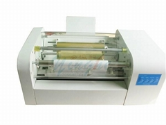 Digital hot foil stamp printer in multifunction