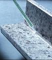 Acrylic sheet Seamless joint Adhesives Stone glue tubes two parts 3