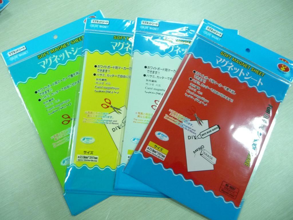 Color Magnet Sheet  2