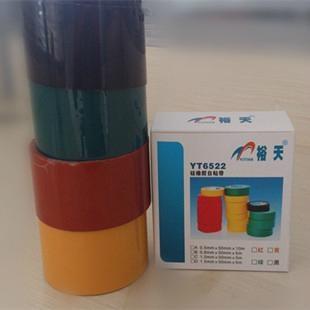 YT6522D硅橡胶自粘带 4