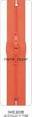 "NO.3 Nylon Zipper C/E Dwith ""O"""