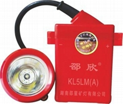 KL5LM(A) Li-ion battery miner's lamp