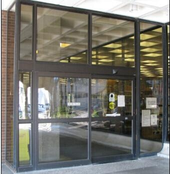 Automatic Sliding Door  4