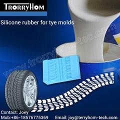 Tire Molding Silicone Rubber
