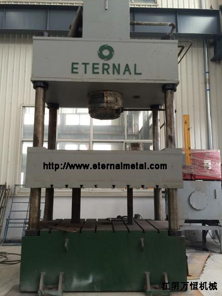 鍛壓機液壓油缸 1