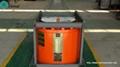 軋機伺服油缸