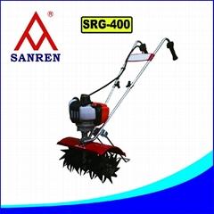 SR400 gasoline engine mini tiller