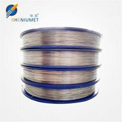 φ0.5mm Tungsten-rhenium WRe5  wire