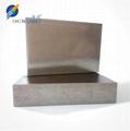 Molybdenum-rhenium alloy sheet