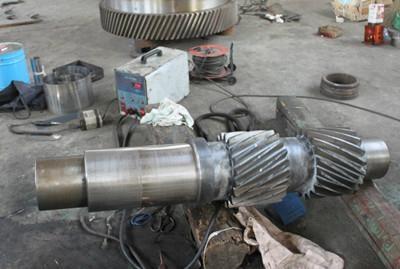 大型齒輪維修機器 2