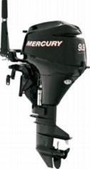 Mercury Four-Stroke Outboard Motors