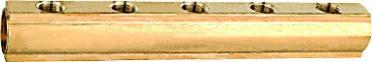 黃銅閥門分水器  2
