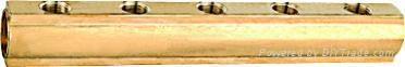 黃銅水暖分水器 1