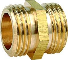 普通黄铜管件接头
