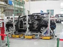 汽车四门两盖高低温耐久性能试验台