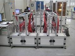 汽车玻璃升降器耐久性能试验台