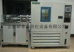 汽车锁芯高低温耐久性能试验台