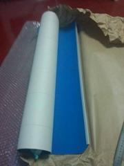 offset rubber blanket for printing with bar