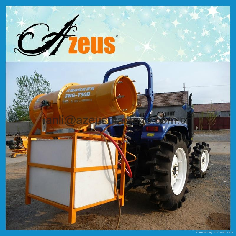 Tractor Pto Sprayer : Tractor pto driven blower sprayer for pest control china