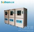 High temperature vacuum oven