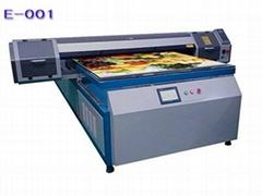 深圳安德生亚克力万能平板打印机