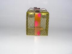 聖誕禮物盒裝紅酒木塞